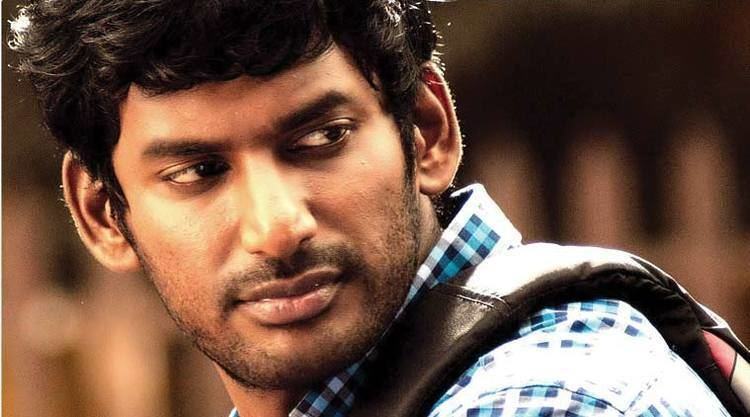 Vishal (actor) Want to outperform previous success Tamil actor Vishal Krishna