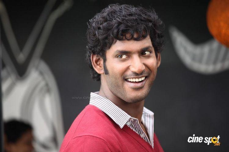 Vishal (actor) VishalSouthActorPhotosjpg