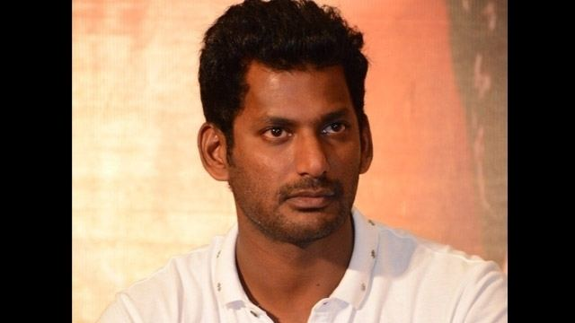 Vishal (actor) Actor Vishal alleges inaction by Producers Council on piracy
