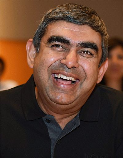 Vishal Sikka The incredible success story of Vishal Sikka Rediffcom