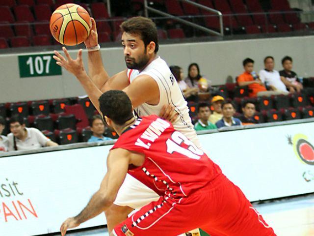 Vishesh Bhriguvanshi 2013 FIBA Asia Championship India salvages 11th place