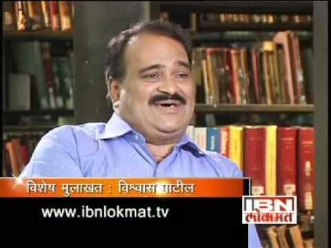 Vishwas Patil Interview with Panipat kar Vishwas Patil Part 3 of 4 YouTube