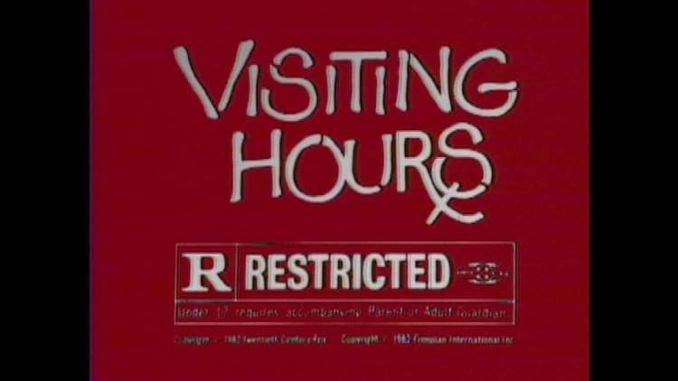 Visiting Hours Visiting Hours 1982 HD Trailer 1080p YouTube