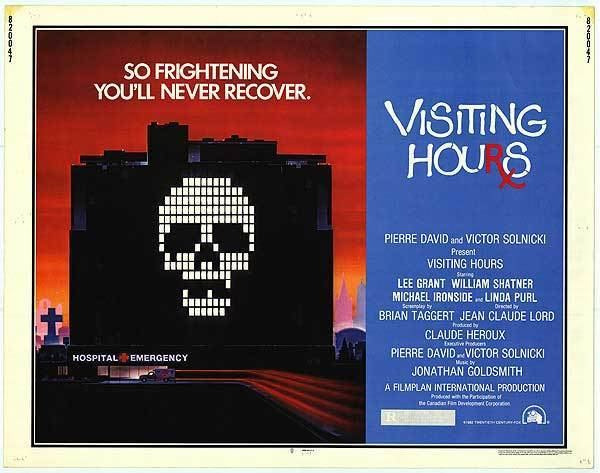Visiting Hours Visiting Hours movie posters at movie poster warehouse moviepostercom