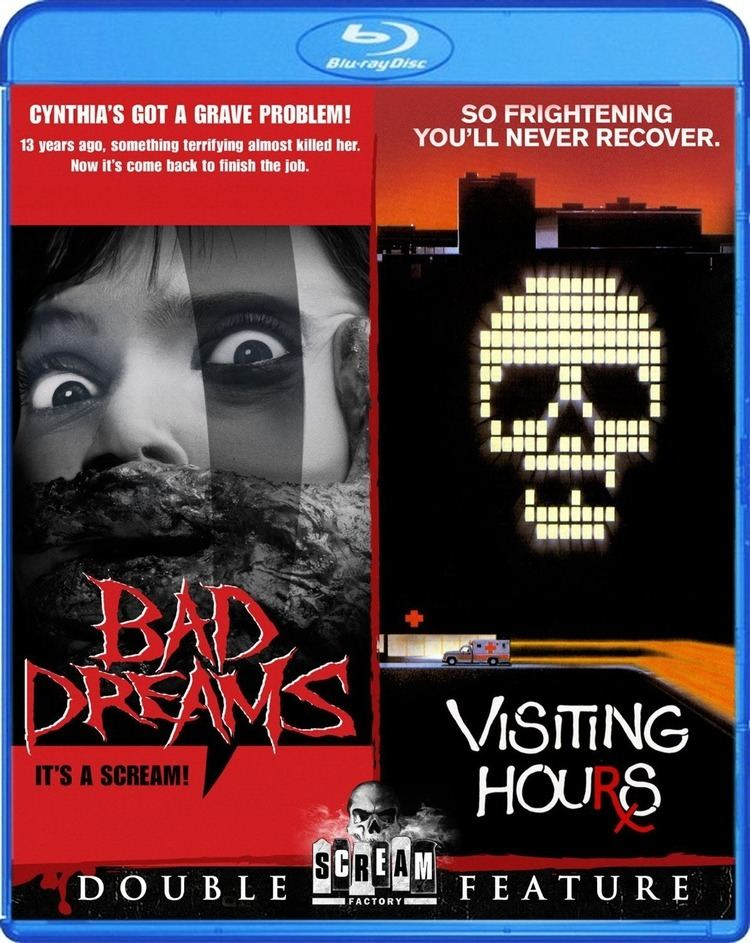 Visiting Hours Bad Dreams Visiting Hours Bluray