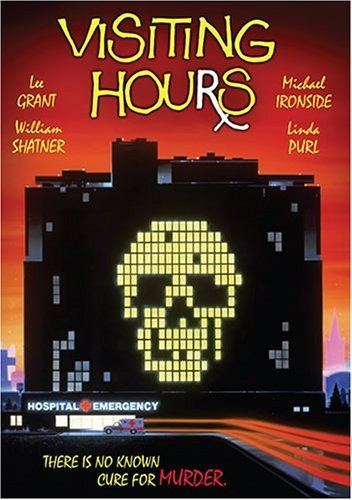 Visiting Hours Amazoncom Visiting Hours Michael Ironside Lee Grant Linda Purl