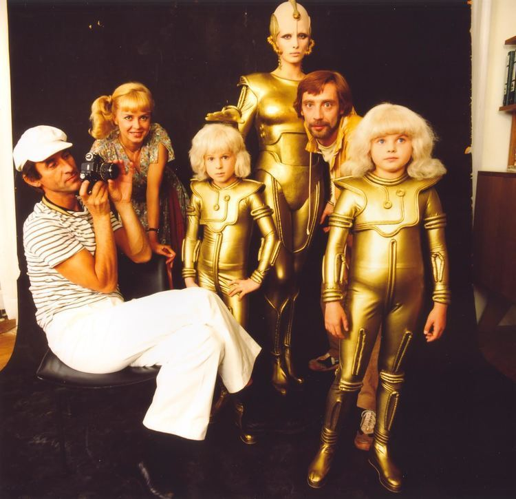 Visitors from the Galaxy Music From 80s Croatian SciFi Classic Visitors from the Galaxy