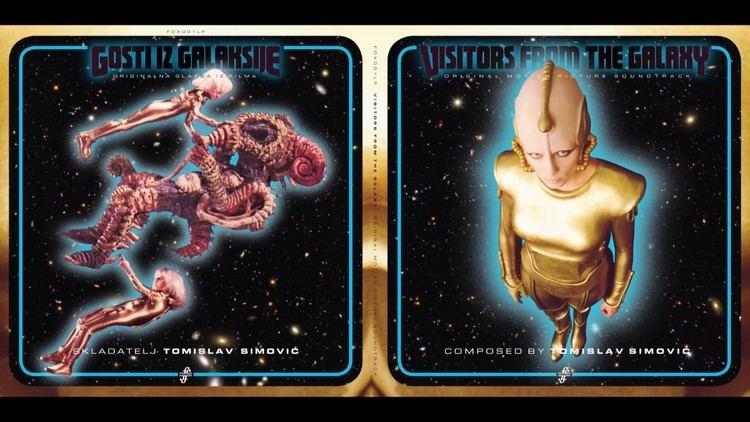 Visitors from the Galaxy Gosti iz galaksije Visitors from the Galaxy Original Soundtrack