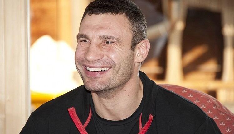 Vitali Klitschko vitaliklitschkostanglwirt11jpg