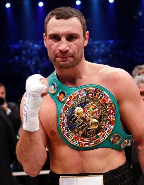 Vitali Klitschko Vitali Klitschko vacates WBC heavyweight title BlackAthlete
