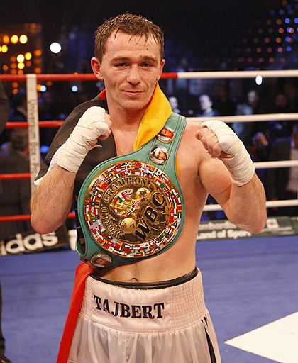 Vitali Tajbert FEGATILLI vs TAJBERT FOR AGREEMENT OR PURSE BIDS Sport