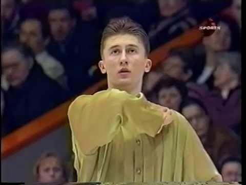 Vitaliy Danylchenko Vitaliy Danylchenko UKR 1999 European Championships LP YouTube