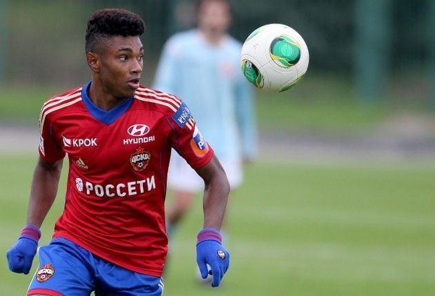 Vitinho Brazilian club Internacional sign CSKA Moscow forward