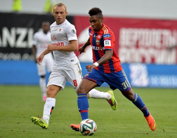 Vitinho Vitinho Pictures CSKA Moscow v FC Spartak Moscow Zimbio