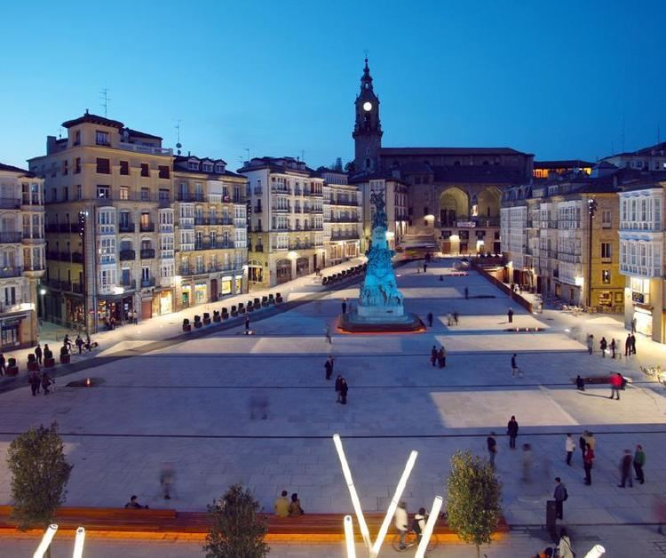 Vitoria Gasteiz in the past, History of Vitoria Gasteiz