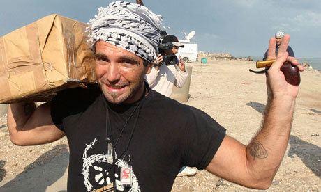 Vittorio Arrigoni Gaza police close in on suspects in Vittorio Arrigoni