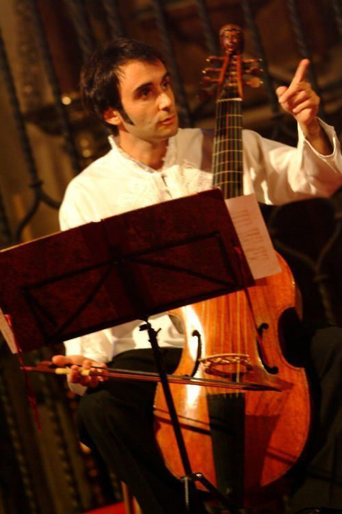 Vittorio Ghielmi Vittorio Ghielmi Viola da gamba Conductor Short Biography