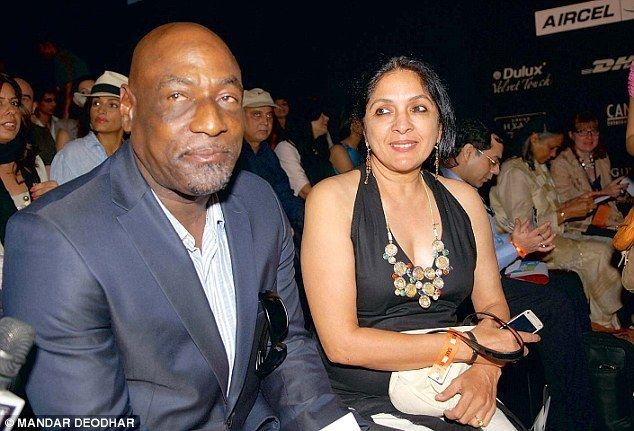 Viv Richards (Cricketer) family