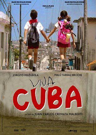 Viva Cuba wwwvivacubamoviecomimagesvivacubamovieposte