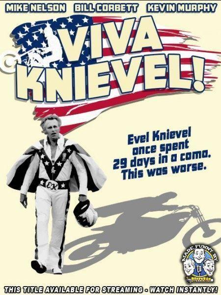 Viva Knievel! Viva Knievel RiffTrax