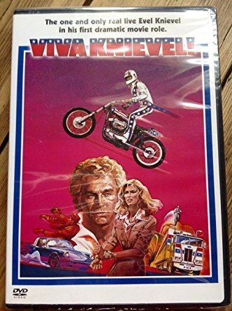 Viva Knievel! Amazoncom Viva Knievel Evel Knievel Gene Kelly Lauren Hutton