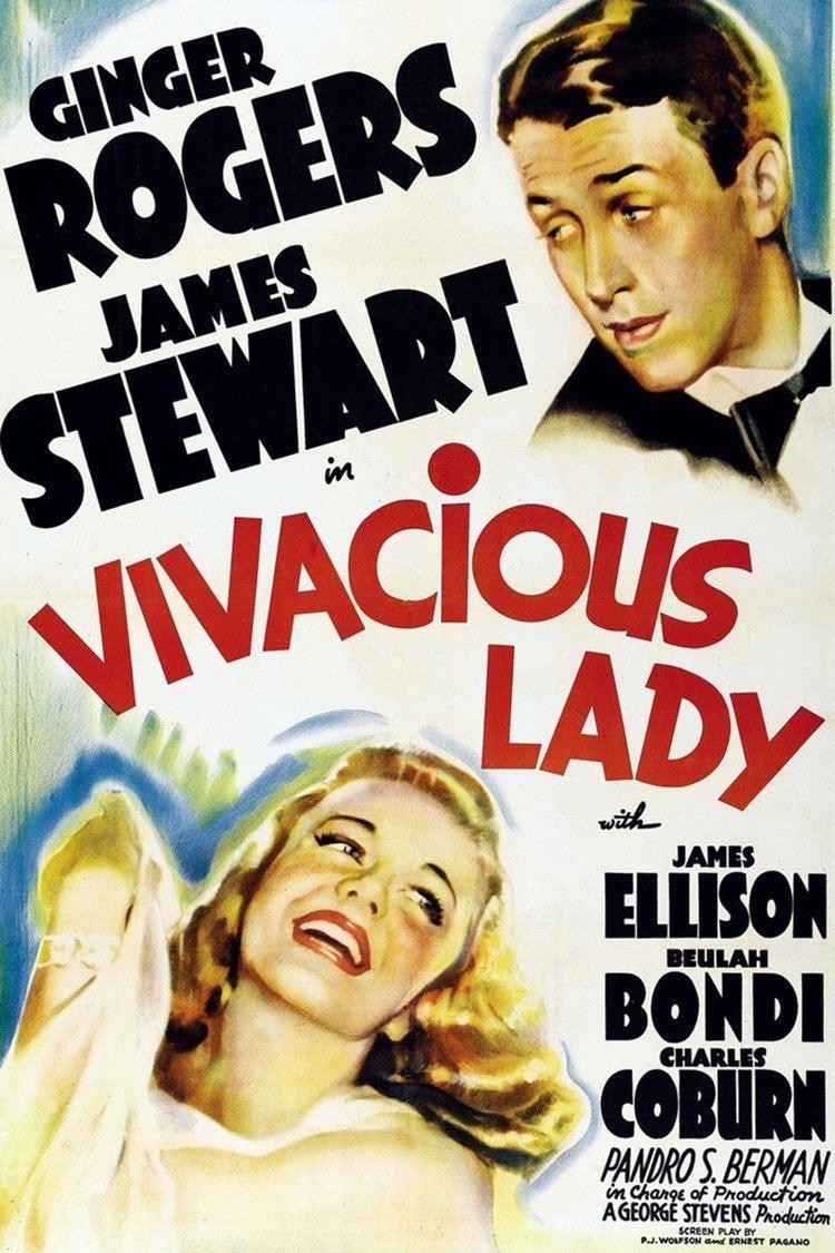Vivacious Lady wwwgstaticcomtvthumbmovieposters423p423pv