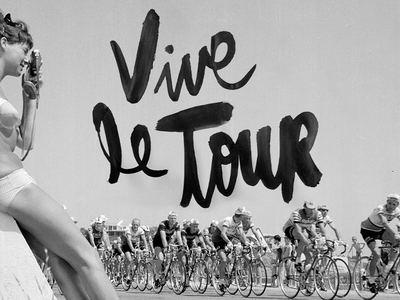 Vive le Tour Vive le Tour 2 by Kosta Bold Dribbble