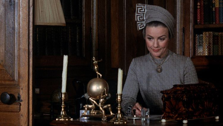 Vivian Pickles Being in Harold and Maude From the Current The