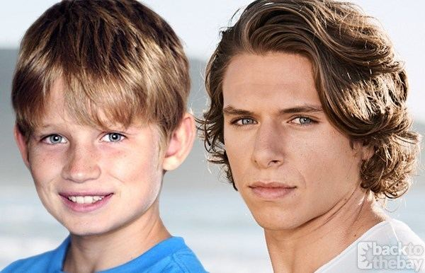 VJ Patterson VJ Patterson Matt Little Home and Away Characters Back to the Bay
