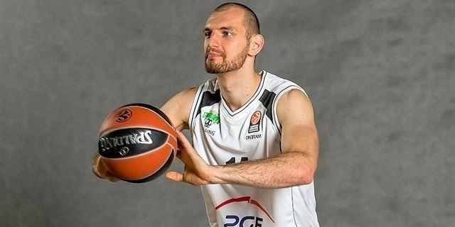 Vlad Moldoveanu PGE Turow Zgorzelec Welcome to EUROLEAGUE BASKETBALL