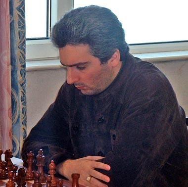 Vladimir Akopian The chess games of Vladimir Akopian