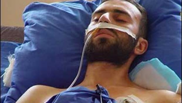 Vladimir Arutyunian Man Details Failed Grenade Attack CBS News