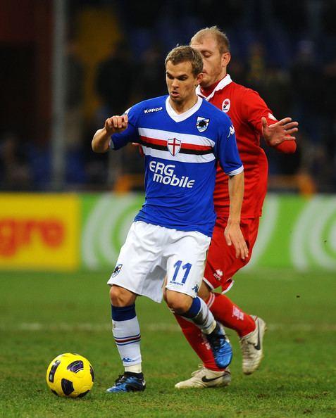 Vladimir Koman Vladimir Koman Pictures UC Sampdoria v AS Bari Serie A