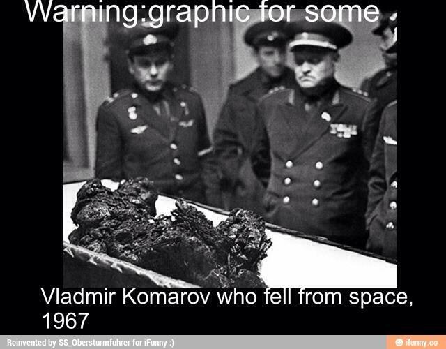 Vladimir Komarov komarov iFunny