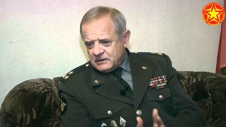 Vladimir Kvachkov 1of2 Interview with Vladimir Kvachkov Must see YouTube