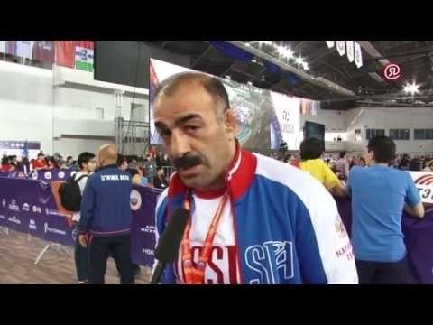 Vladimir Modosyan Vladimir Modosyan Yakutia provided a great holiday for freestyle