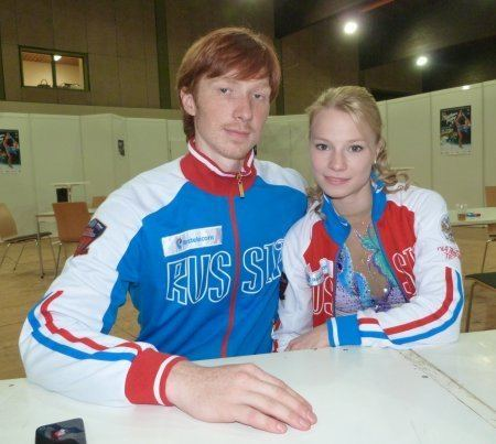 Vladimir Morozov (figure skater) TarasovaMorozov