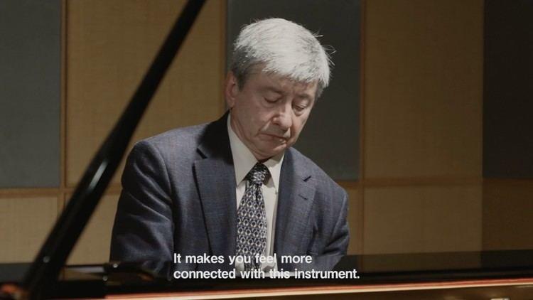 Vladimir Ovchinnikov (pianist) Yamaha SX Series Interview with Vladimir Ovchinnikov YouTube