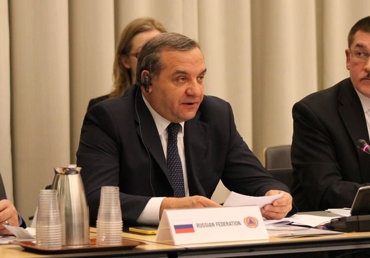 Vladimir Puchkov Interview with His Excellency Mr Puchkov
