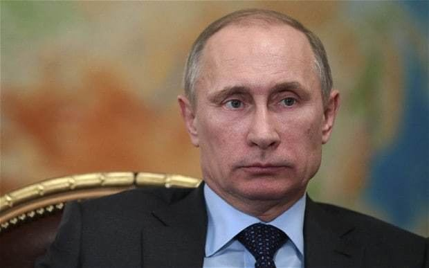 Vladimir Putin Vladimir Putin oil price decline has been engineered by