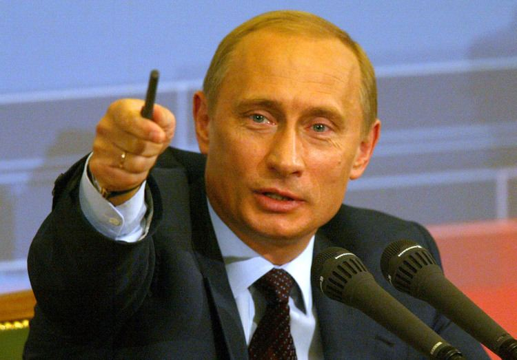 Vladimir Putin Vladimir Putin Wikipedia the free encyclopedia