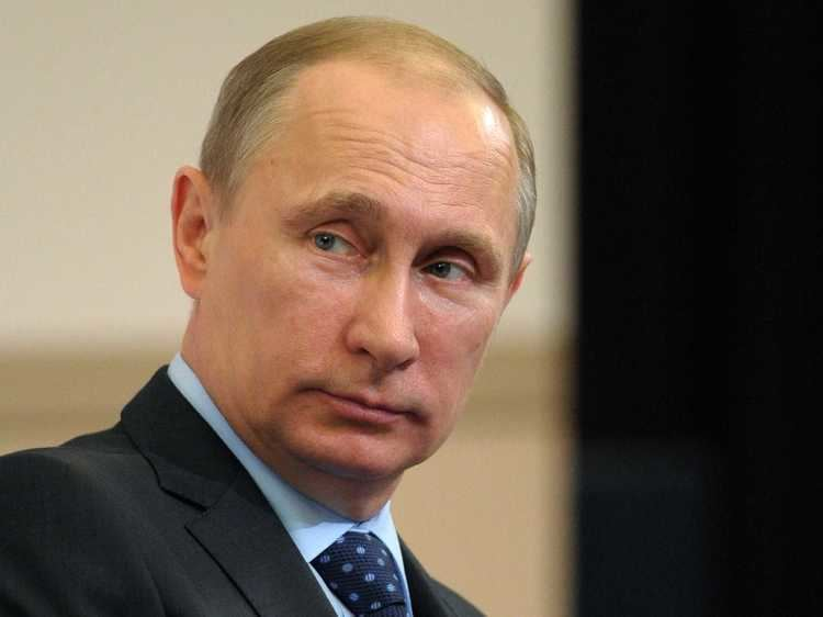 Vladimir Putin Putin Admits Troops Sent To Crimea Business Insider
