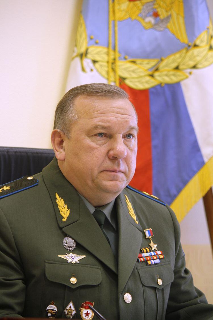 Vladimir Shamanov FileVladimir Shamanov in the officejpg Wikimedia Commons