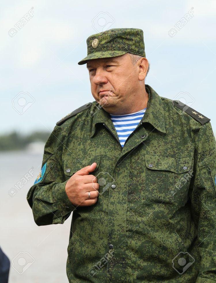 Vladimir Shamanov KOSTROMA REGION AUG 26 Vladimir Shamanov Commanderin