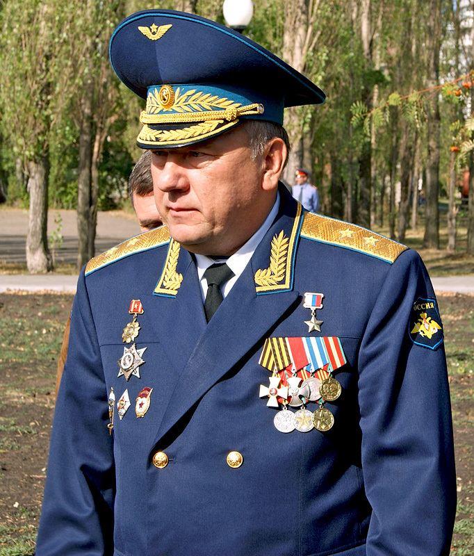 Vladimir Shamanov The Vineyard of the Saker Only in Russia