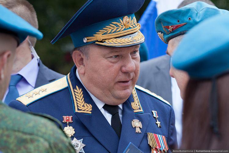 Vladimir Shamanov Shamanov Airborne Troops to take part in largescale