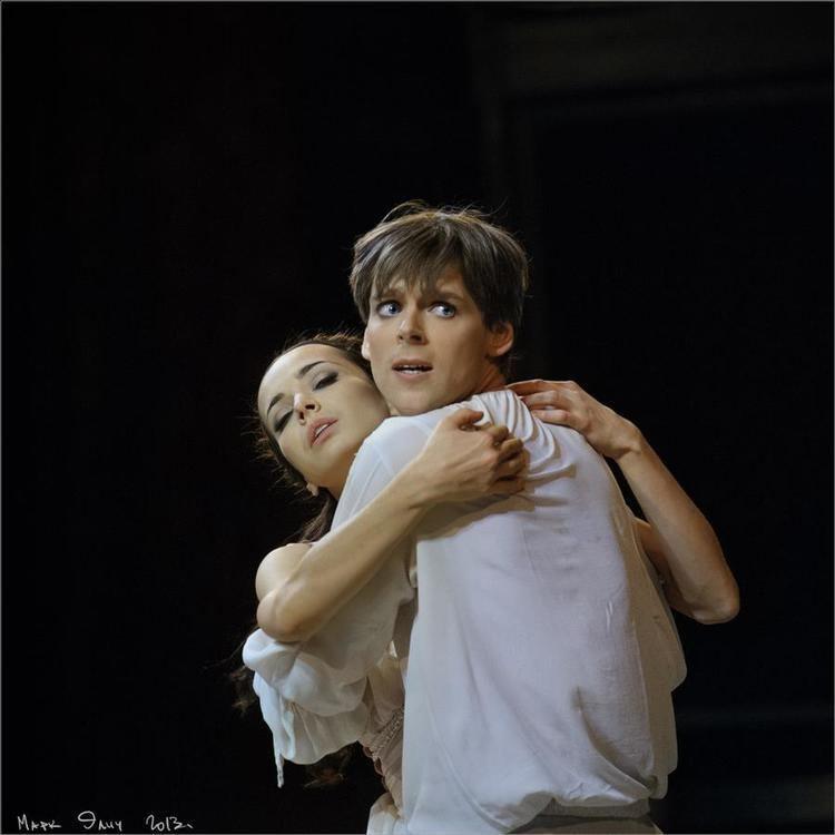 Vladimir Shklyarov Diana Vishneva and Vladimir Shklyarov Ballet The Best