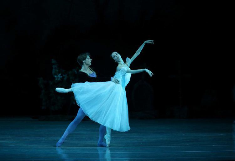 Vladimir Shklyarov Mariinsky Ballet Giselle Shirinkina and Shklyarov St