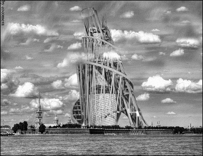 Vladimir Tatlin Tatlins Tower Flyer Dieselpunks mid century Pinterest