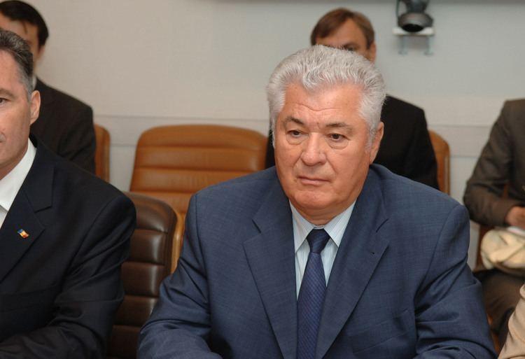 Vladimir Voronin NATO Media Library Visit to NATO by the President of